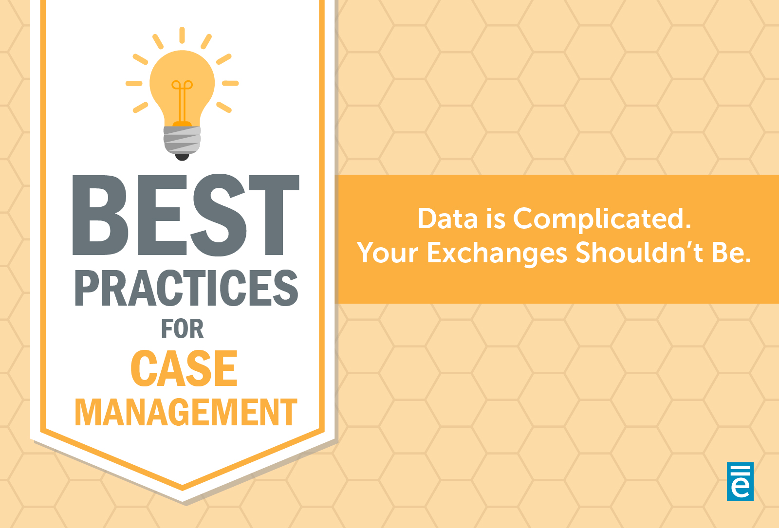 Data is Complicated. Your Exchanges Shouldn't Be.